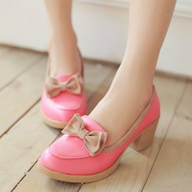 Ericdress Lovely Girl Bowtie Pumps