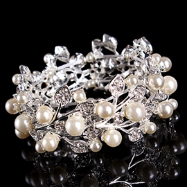 Ericdress Beautiful Pearls Inlaid Bracelet