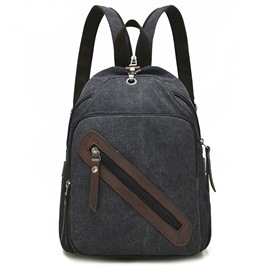 Ericdress Korean Canvas Men's Bag