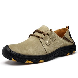 Ericdress Suede Open Door Men's Hiking Shoes
