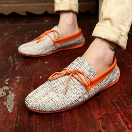 Ericdress Ebay Hot Selling Kintting Men's Loafers