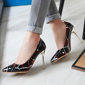 Ericdress Special Print Point Toe Pumps
