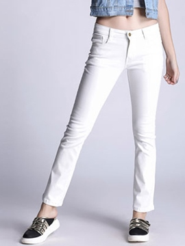 Ericdress Simple Casual Pants