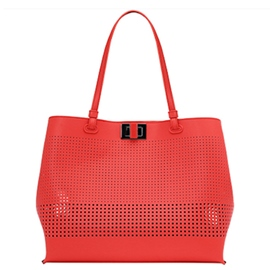 Ericdress Fresh Hollow Tote Bag