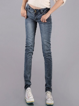 Ericdress Fashion Pencile Jeans