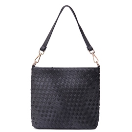 Ericdress Celebrity Gradient Weaved Handbag