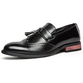 Ericdress Brush Off Tassels Men's Brogues
