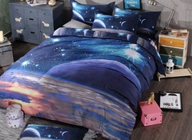 Ericdress Amazing Scenery Print 3D Bedding Sets