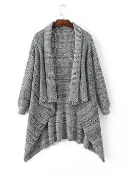 Ericdress Loose Wrapped Casual Knitwear