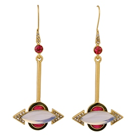 Ericdress Exquisite Alloy E-Plating Earrings
