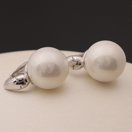 Ericdress Pearl All Matched Earrings