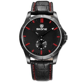 Ericdress Metal Style Men's Quartz Watch
