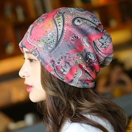 Ericdress Graffiti Tail Print Hat