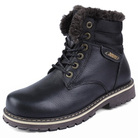 Ericdress All Match Daily Lace up Men's Boots