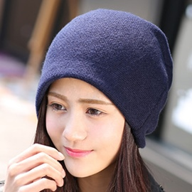 Ericdress Solid Color Linen Hat