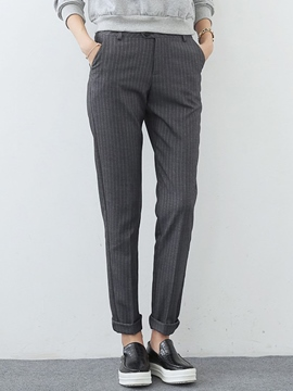 Ericdress Fashion Straight Pants