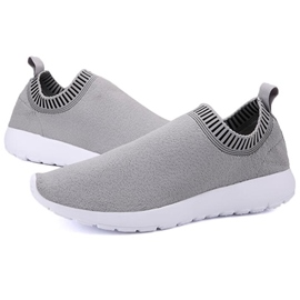 Ericdress Mesh Solid Color Slip-on Men's Sneakers