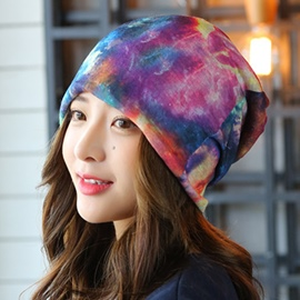 Ericdress Graffiti Starry Sky Hat