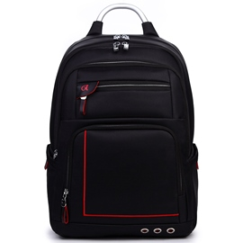 Ericdress Casual Belt Decorated Men's Backpack