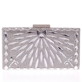 Ericdress Trendy Diamante Evening Clutch