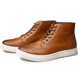 Ericdress Retro Brugues Men's Martin Boots