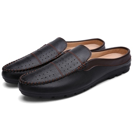Ericdress Simple Round Toe Men's Loafers