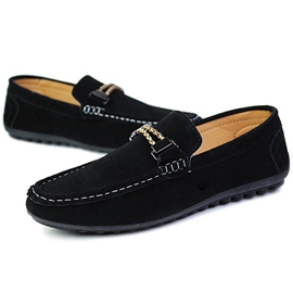 Ericdress Korean Cozy Men's Moccasin Gommino