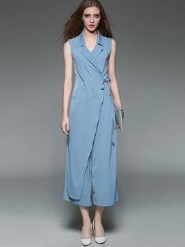 Ericdress Unique Fashion Jumpsuits Pants