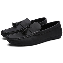 Ericdress All Match Tassels Men's Moccasin Gommino
