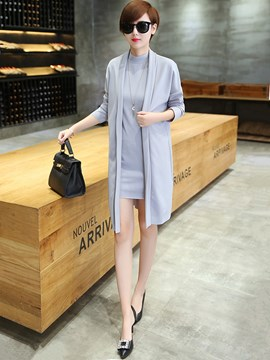 Ericdress Ladylike Dress Suit