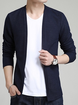 Ericdress Vogue Cardigan Men's Knitwear