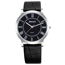 Ericdress Alloy Dial Roman Numeral Men's Watch