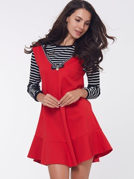Ericdress Sweet Fashion Dress Suit
