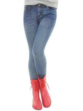 Ericdress Skinny Pencile Jeans