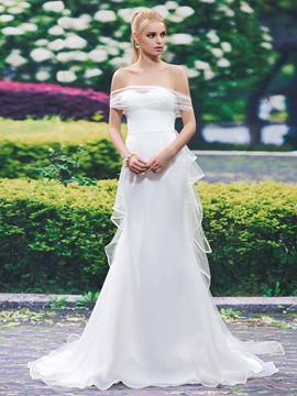 Ericdress Amazing Sweetheart Mermaid Wedding Dress