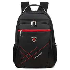 Ericdress Multifunction Thread Decorated Men's Backpack