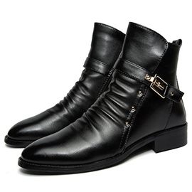 Ericdress Cool British Point Toe Men's Boots
