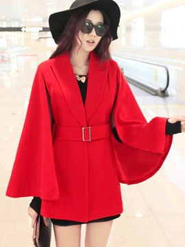 Ericdress Elegant Solid Color Cape