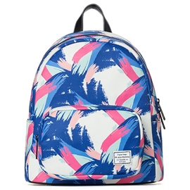 Ericdress Geometric Print Travel Backpack