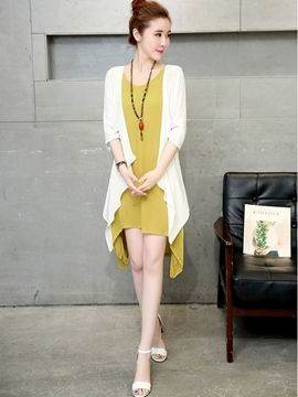 Ericdress Chinese Ethnic Style Dress Suit