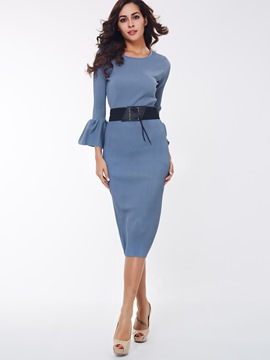 Ericdress Ladylike Skirt Suit
