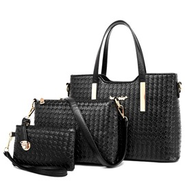 Ericdress Charming Knitted Handbag