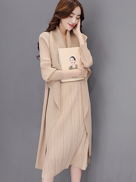 Ericdress Elegant Dress Two-Piece Suit