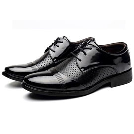 Ericdress British Cut Out Men's Oxfords