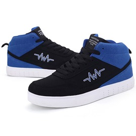 Ericdress Fashion Suede Lace up Men's Sneakers