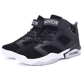 Ericdress Cool Contrast Color Lace-Up Men's Sneakers