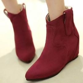Ericdress Charming Elevator Heel Ankle Boots