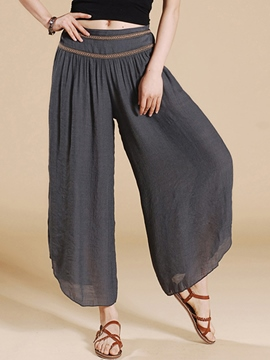 Ericdress Chinese Pastoral Pants