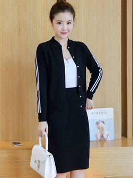 Ericdress Casual Jacket Suit