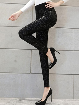 Ericdress Unique Elastic Leggings Pants